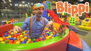 Learning With Blippi   Educational Videos For Kids   Blippi Official Channel
