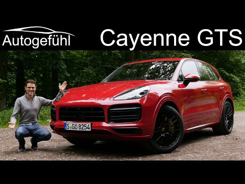 External Review Video yXFnXnF8XOo for Porsche Cayenne GTS & GTS Coupe Crossover SUVs (3rd gen, Typ PO536)