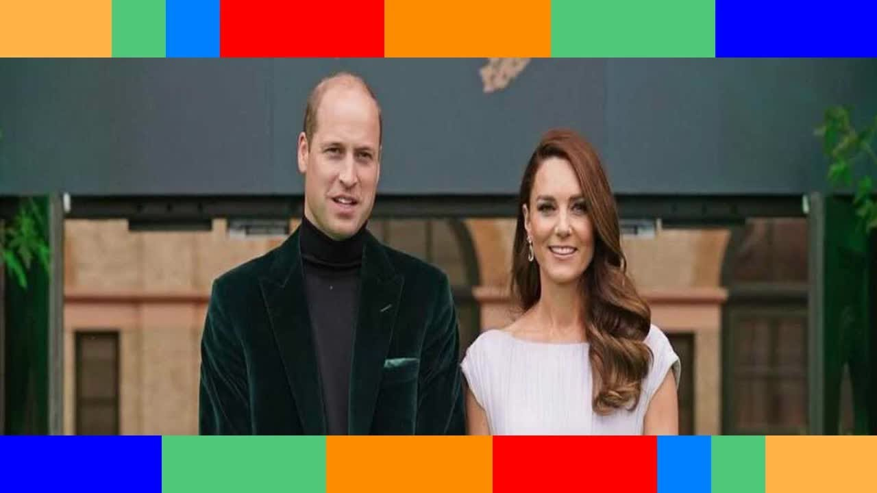 PHOTO – Kate Middleton divine et gracieuse, William ultra fier, aux Earthshot Prize Awards
