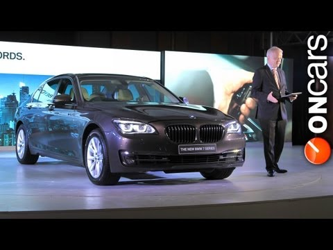 BMW 7-Series facelift launched in India; Priced between Rs 92.9 lakh and Rs 1.73 crore