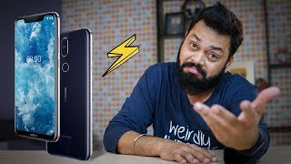 NOKIA 8.1  is Here ⚡ Everything you Need to Know!