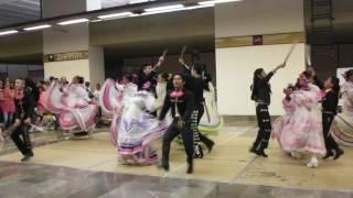 """Danza Folklorica Mexicana Juvenil - Los Machetes """"Jalisco"""" (ENCUENTRO PLURAL DE DANZA CDMX)"""
