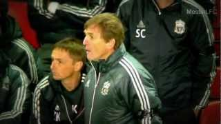 Kenny Dalgish als Liverpool-Manager