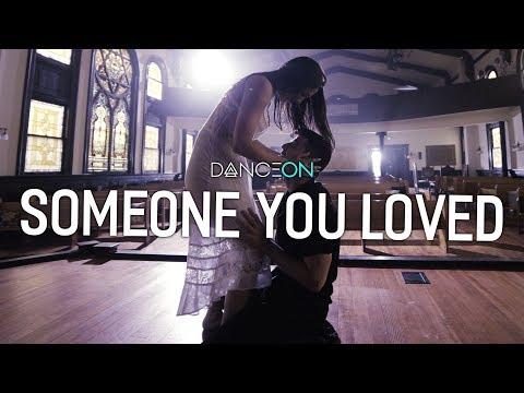 Lewis Capaldi - Someone You Loved | Jan Ravnik Choreography | Artist Request