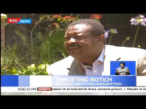 Senator Samson Cherargei says he will write to President Uhuru Kenyatta to have CS Rotich removed