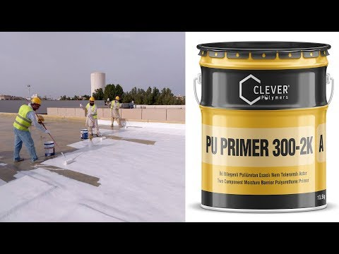 Двухкомпонентная грунтовка Clever PU Primer 300-2K youtube