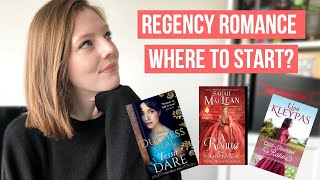 A BEGINNERS GUIDE TO REGENCY ROMANCE | The Book Belle