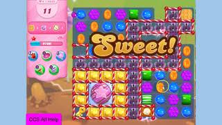 Candy Crush Saga Level 4245 NO BOOSTERS Cookie