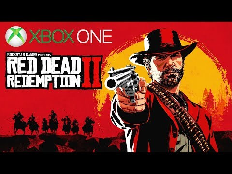 Red Dead Redemption II - Xbox One Gameplay [4K]