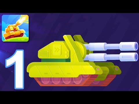 Tank Stars - Gameplay Walkthrough Part 1 - Tutorial (iOS, Android) mp3