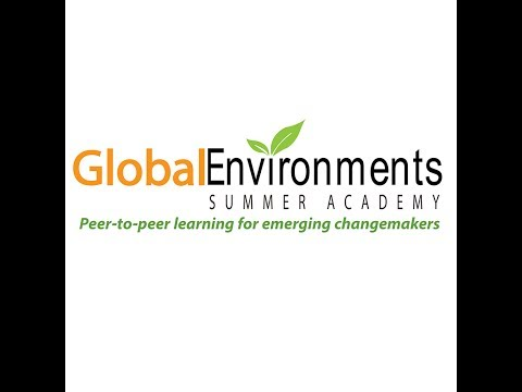 Support 100 Global Emerging Environmental Leaders