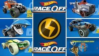 Hot Wheels Race OFF  -Carrera Diaria x 5 -DESAFIO SUPERCARGADO
