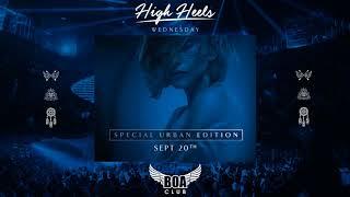 Boa High Heels Special Urban Edition