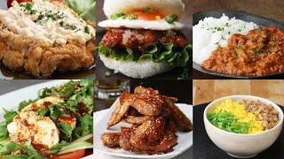 Tasty Japanのおすすめチキンレシピ7選