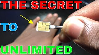 How to Get unlimited Mobile Data free   Unlimited Data   Get Fixed