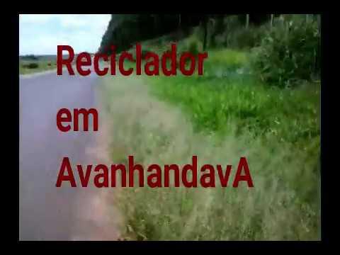 RECICLADOR EM AVANHANDAVA