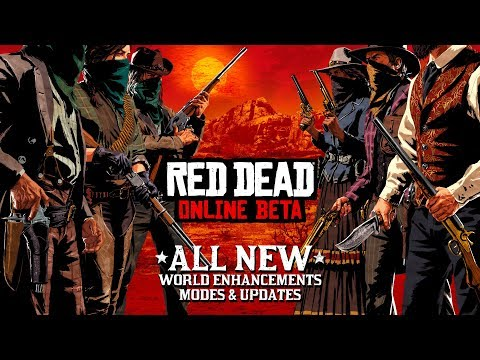 Red Dead Redemption 2 PC UPDATE: Red Dead Online news as
