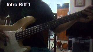 Rise And Sing by Fee (Bass Lesson)