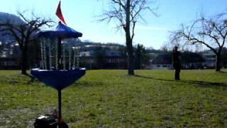 preview picture of video 'Discgolf Reutlingen - 28.02.2009 - Eningen - Video 3/3'