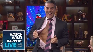 10 Of The Hottest Clubhouse Moments | WWHL