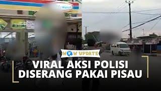 Ancam Bunuh Orangtua karena Tak Diberi Uang Rp200 RIbu, Seorang Pria lalu Serang Polisi