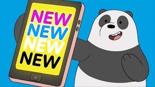Cartoon Network - We Bare Bears - New In April Promo #2 (April 2017) | Kholo.pk