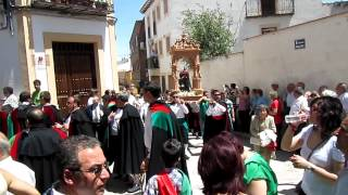preview picture of video 'Tuna el día de San Juanillo, Fiestas San Juan Evangelista Huete -Cuenca- 2012'
