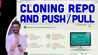 1.6: Cloning Repo and Push/Pull - Git and GitHub for Poets