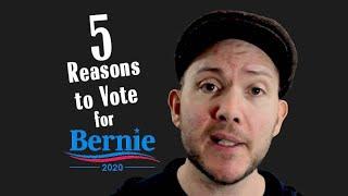 5 Reasons We Should've Voted For Bernie Sanders
