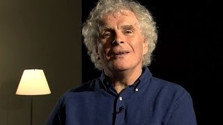 Simon Rattle talks about Brahms and Schumann