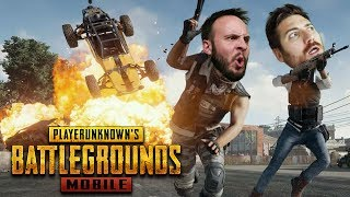 NOWHERE TO HIDE - PUBG MOBILE Gameplay