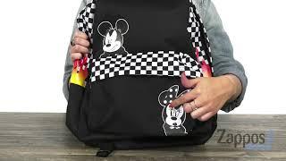 b79de3f41c Vans Mickey s 90th Punk Mickey Realm Backpack SKU  9188280