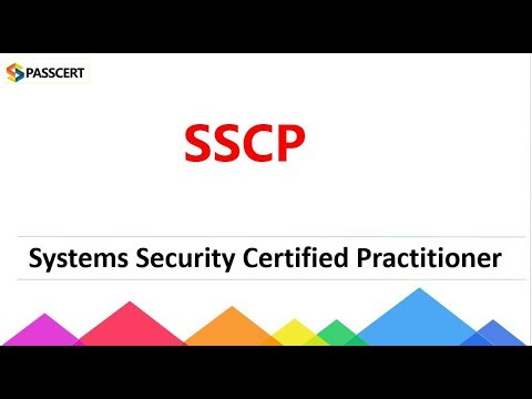 SSCP practice test - Systems Security Certified Practitioner - YouTube