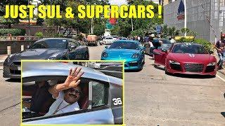 Just Sul & Supercars SHUTDOWN Bangalore (INDIA)