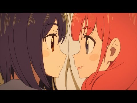 Flip Flappers: The End of Psychosexuality