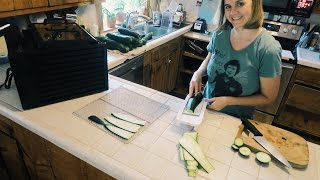 She's A Food Dehydrator Queen!