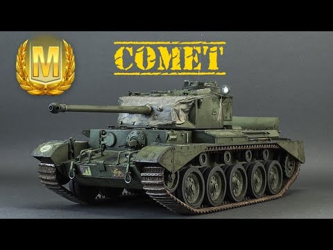 Comet МАСТЕР [World of Tanks blitz] WOTB