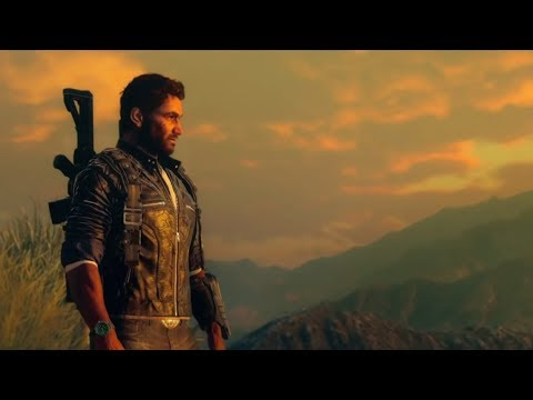 Just Cause 4 Reveal Trailer – E3 2018
