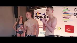 Oficjalne ważenie - Gala MMA