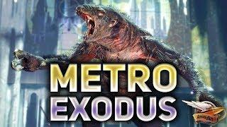 Metro Exodus - Метро Исход - Мёртвый город - Прохождение - Часть 4 - ФИНАЛ