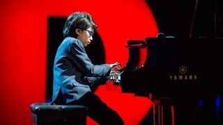 An 11-year-old prodigy performs old-school jazz | Joey Alexander