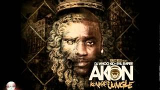 Akon  Konkrete Jungle (Hosted By DJ Whoo Kid & Evil Empire) 2012
