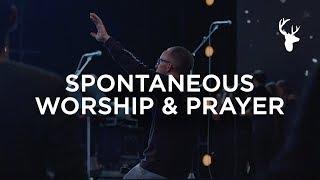 A HOLY MOMENT  SPONTANEOUS WORSHIP & PRAYER