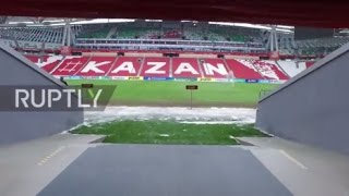 Russia: Kazan Arena ready to play host for 2018 FIFA World Cup