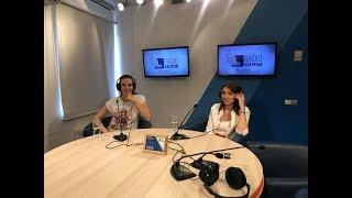 Основатель бренда OWA Наталья Ермолаева и директор NewDoorRiga Диана Лапкис в программе DAVAJ #MIXTV