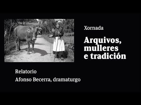 Afonso Becerra, dramaturgo