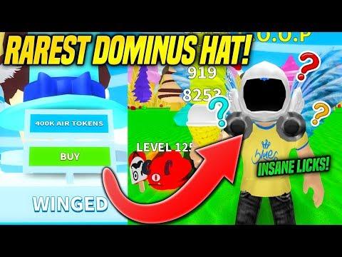 Download We Got The Rarest Hat In Roblox Ice Cream Simulator