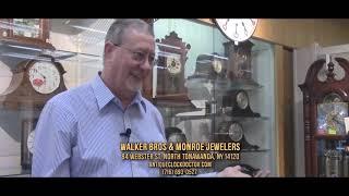 "DISC 223 - ""Walker Bros. & Monroe Jewelers"", North Tonawanda, NY"