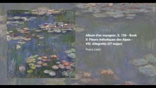 Album d'un voyageur, S. 156