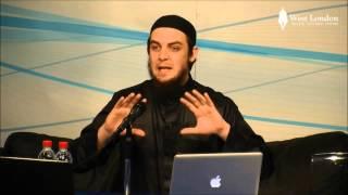 Jinn & Black Magic - Ustadh Tim Humble - Part 4 - The World of Jinn
